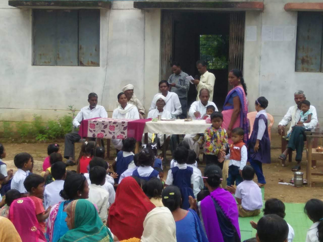Deetya Jagriti WSHG Stationary Distribution at Surwahi Gov School